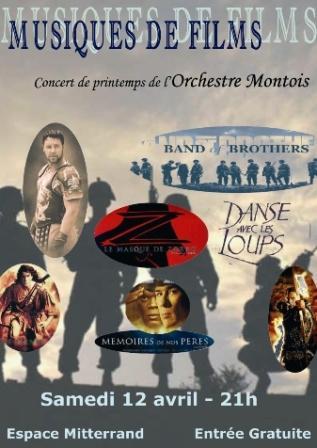 Musiques de films 2008