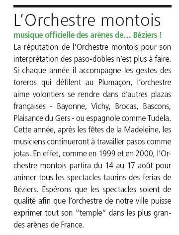 m2m Mont de Marsan Magazine n°2 (Juillet-Août 2008)