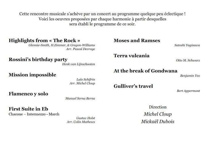 Programme concert de printemps 2012 intérieur
