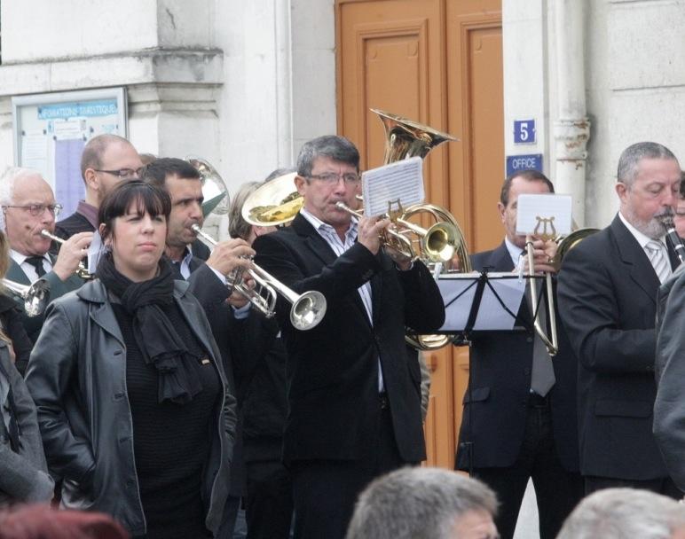 Photo cérémonie Philippe Labeyrie